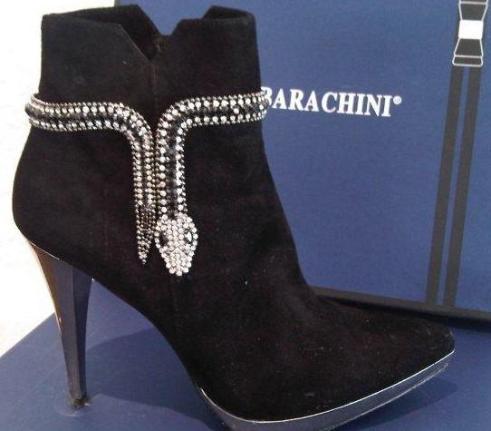My Barachini boot
