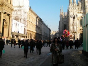In Duomo Square