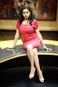 Nadine Red Dress