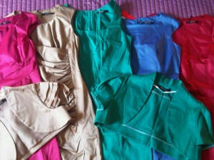 Nadine dresses and boleros