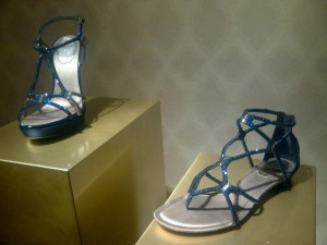 Rene Caovilla crystal sandal inspired by Beyonce