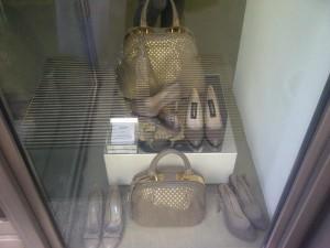 Braccialini taupe 'Veronica' bag