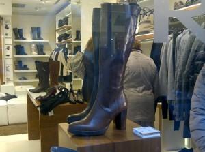 Geox ladies boots