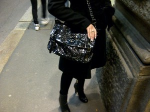 Bling 'Broadway' bag from Tosca Blu