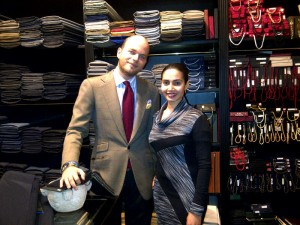 My meeting with Luca Gennaro Rubinacci