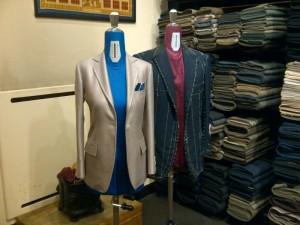 Rubinacci's tailored clothes