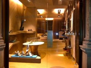 Gianvito Rossi store on Via Santo Spirito