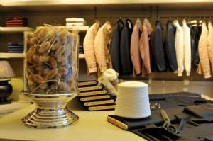 Piacenza's cashmere clothing