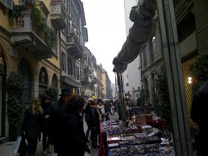 Brera offers the perfect Sunday stroll