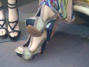 Sandals from Etro