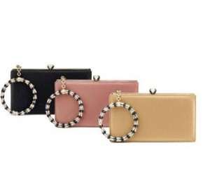 Serpenti evening bags