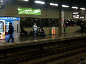 Cascina Gobba metro station