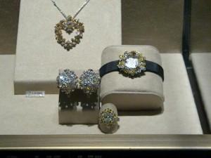 Damiani jewels