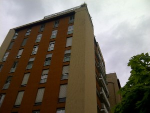 My apartment block in Milano 2